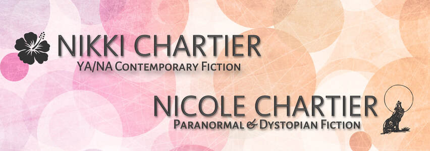AUTHOR NIKKI CHARTIER